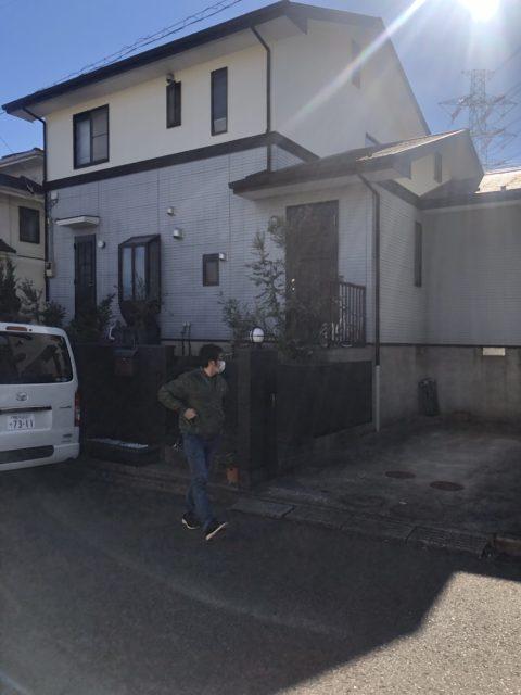 神奈川県横浜市住宅塗装工事
