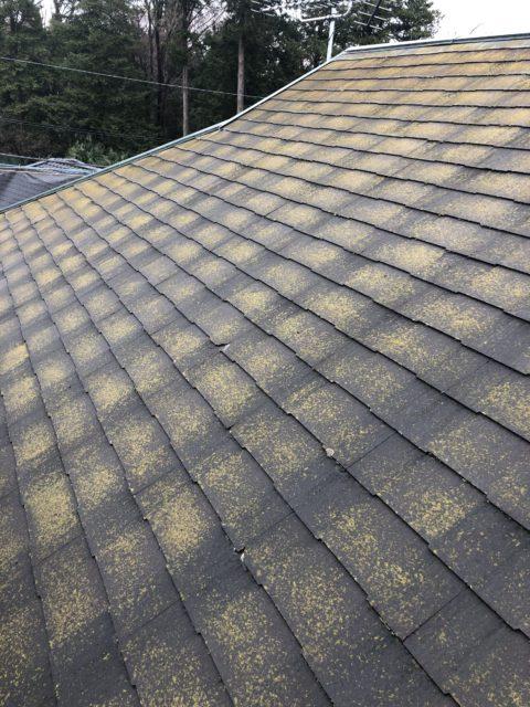 神奈川県大和市住宅屋根塗装工事