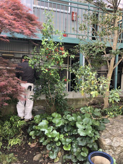 神奈川県川崎市住宅フェンス取り付け工事