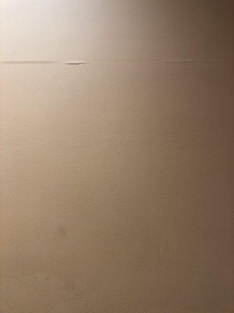 東京都北区店舗ポスターパネル取り付け工事